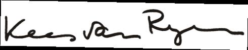 Kees van Rijen – beeldend kunstenaar Logo